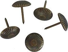 Decotacks 100 Pcs/Box Sunny Upholstery Nails Tacks