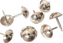 decotacks® Silver/Nickel Upholstery Nails/Tacks
