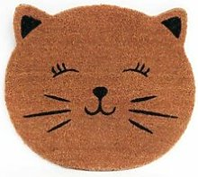 Dedrick Cat Doormat Brambly Cottage