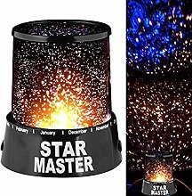 Deeabo Romantic LED Starry Night Sky Projector