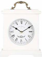 DEENZ Reyenay Mantel Clock Elegant Roman Numbers