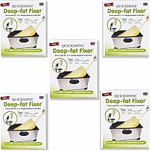 Deep-Fat Fixer 5 Packs of 2 - Solidifies 30 litres