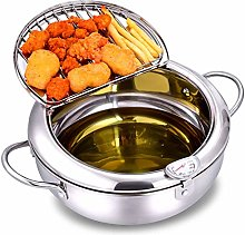 Deep Fryer Pot,304 Stainless Steel with