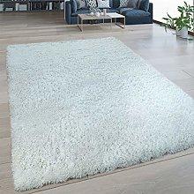 Deep Pile Living Room Rug Washable Shaggy Flokati