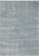 Deep-Pile Shaggy Rug Soft Plain Carpets Cosy