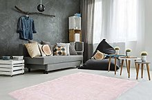 Deep-Pile Shaggy Rug Very Soft Cosy Fluffy Pastel