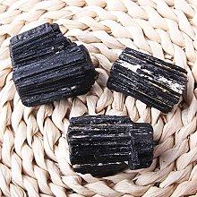 Deer Crystals, Natural Black Tourmaline Mineral