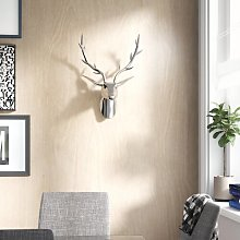 Deer Wall Decoration Zipcode Design