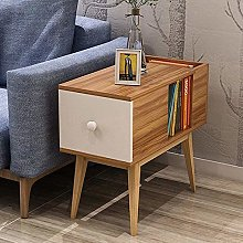 Deezu Nest Of Tables White Coffee Table Side