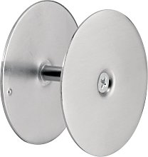 Defender Security 10446 Door Hole Cover Plate –