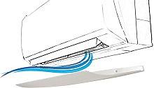 Deflector air conditioner with ANTICONDENSE PANEL,
