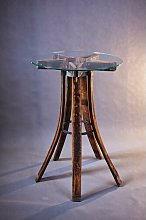 Deford Bar Table Union Rustic