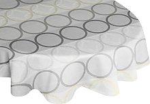 Deguzman Tablecloth Brayden Studio Colour: Light