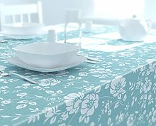 Dehaus® Beautiful DUCK EGG BLUE Wipe Clean PVC