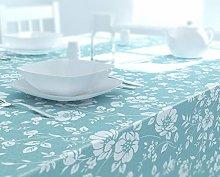 Dehaus® Stylish DUCK EGG BLUE Wipe Clean PVC
