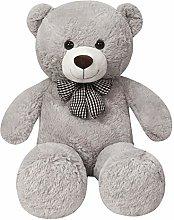Dehcye 105/125cm Giant Bear Plush Doll Soft