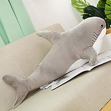 Dehcye 15-100cm Giant Shark Kawaii Car Keychian