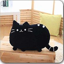 Dehcye 30 * 40cm Kawaii Cat Pillow With PP Cotton