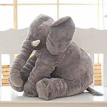 Dehcye 40/60cm Kids soft Elephant plush Large