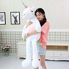 Dehcye 85-140cm large unicorn plush toys cute