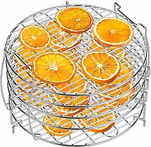 Dehydrator Rack, 5 Tier Grill Accessories Air