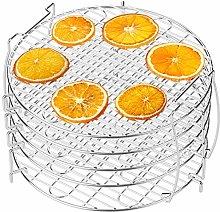 Dehydrator Rack, Packism 5 Tier Food Dehydrator
