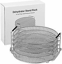 Dehydrator Stand Rack for Ninja Foodi Accessories,
