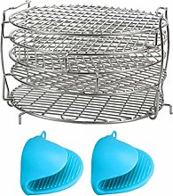 Dehydrator Stand Rack for Oven Stackable Stainless