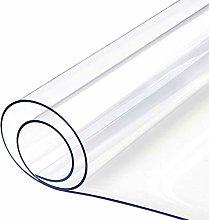 Deirdre Agnes 1.0mm transparent PVC tablecloth