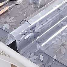 Deirdre Agnes 1mm pvc tablecloth waterproof and