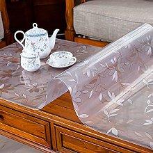 Deirdre Agnes PVC tablecloth transparent