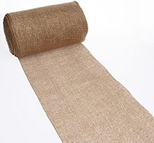 Deko AS GmbH Shabby Chic Linen Effect Table Runner