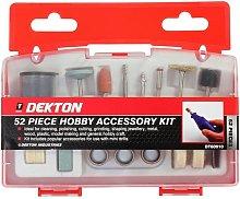 Dekton DT60910 52pc Hobby Accessory Kit