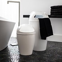 Del Plastic Recycling Bin Koziol Organic Colour: