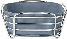 Delara Bread Basket Blomus Colour: Blue