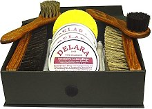 DELARA Exclusive 9-piece shoe cleaning set in