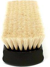 DELARA Wide goat hair brush, polishing brush made