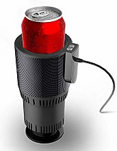 Delaspe Auto Car Cup Cooler Warmer 2 In 1 Car