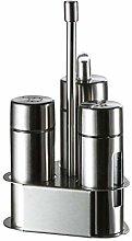 delibett Oil And Vinegar Dispenser Bottles Cruet