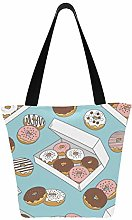 Delicious Dessert Chocolate Donut 11×7×13 Inch