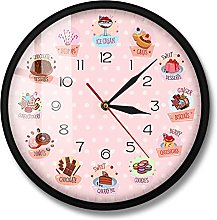 Delicious Sweets and Desserts Bakery Decorative