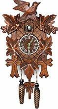 Delisouls German Black Forest Cuckoo Clock, Cuckoo
