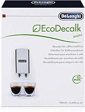 Delonghi EcoDecalk 2 x 100ml Descaler (Pack of 1)