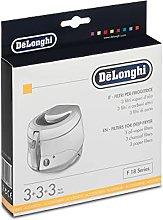 DeLonghi Replacement deep fat fryer filters