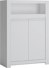 Delph 2 Door Sideboard - White