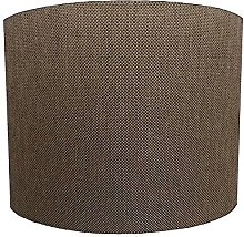 DELPH DESIGN LIGHTING LTD 12 Inch Brown Linen