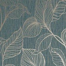 Deluna 10m x 52cm Matte Wallpaper Roll Bay Isle