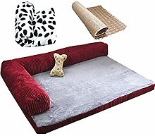 Deluxe Soft Dog Bed , Deluxe Extra Large Memory