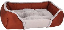 Deluxe Soft Dog Bed , Pet Dog Bed Soft Keep Warm