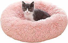 Deluxe Soft Dog Pet Bed , Plush Donut Pet Bed,Dog